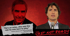 Trudeau actor
