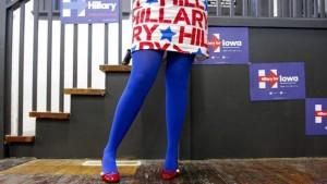Dunham election Clinton