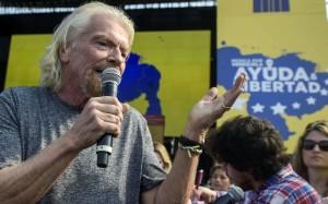 Branson-Venezuela