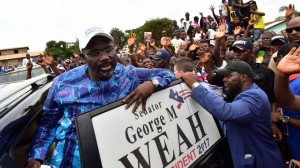 LIBERIA-POLITICS-VOTE