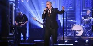 "Morrissey on ""The Tonight Show starring Jimmy Fallon"" May 13, 2019 Ph. Andrew Lipovsky / Nbc"