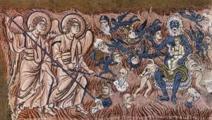 Il Giudizio Universale: Psicostasis (Basilica di Santa Maria Assunta, Torcello)