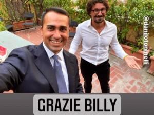 Danilo Toninelli via Instagram