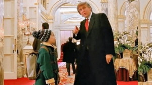 MacaulayCulkin_DonaldTrump